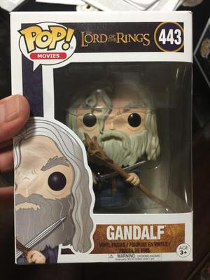 Gandalf Funko Pop Movies #443 Lord Do The Rings