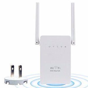 Mini Repetidor Wi-fi - Wireless-n Ap/repeater/router