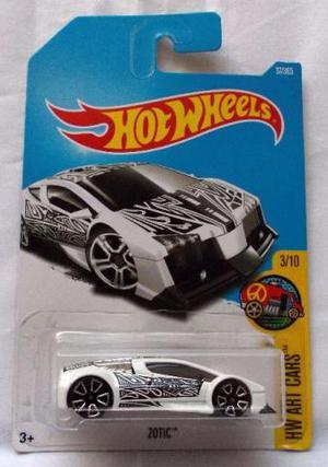 Miniatura Hot Wheels Zotic
