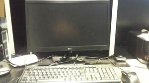 PC Gamer - Placa de Vídeo GT  GB, Memória 8GB