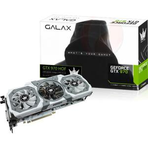 Placa De Video Nvidia Gtx 970 Galax Hof 4gb Semi-novo