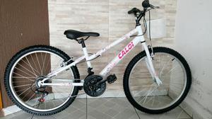 Bicicleta aro 24 / nova sem uso
