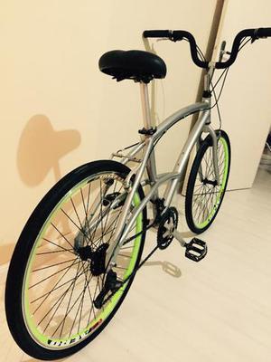 Bike Caloi 100 Alumínio + Aero