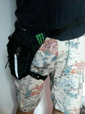 Bolsa de perna para Moto bicicleta