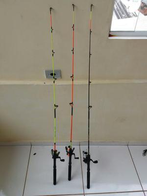 Kit Pesca 3 em 1