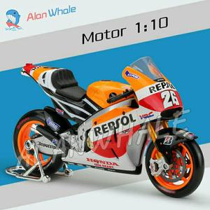 Mini moto de brinquedo nova na caixa