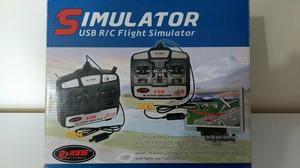 Simulador flight simulator