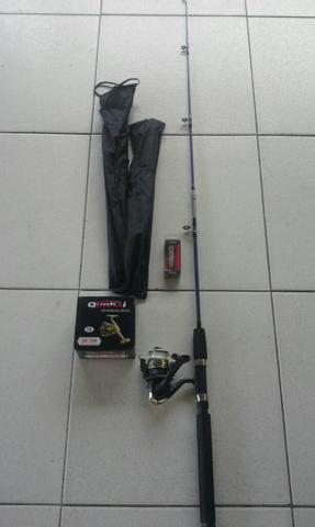 Vara pesca (KITCOMPLETO)