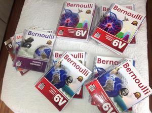 Apostilas Bernoulli  (pouquíssimo usadas)