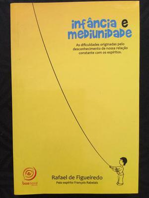 Livro Infância e mediunidade