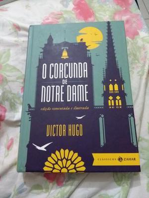 Livro O Corcunda de Notre Dame
