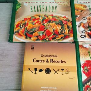 Livro de gastronomia