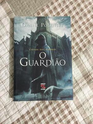 Livro o Guardião - cidade das sombras