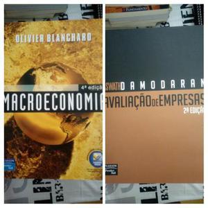 Livros adm e economia