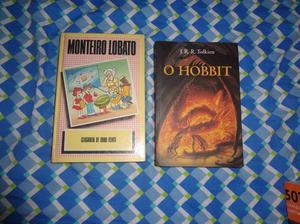 Lote de 3 livros