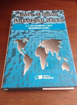 Manual de Direito Internacional Público - Silva e Accioly -