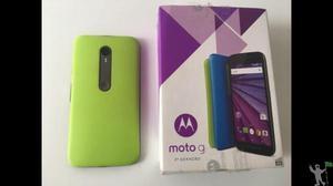 Motorola Moto G3 16GB HDTV Edição Colors Dial Chip
