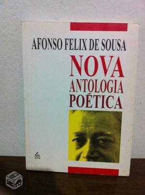 Nova Antologia Poetica - Afonso Felix de Sousa