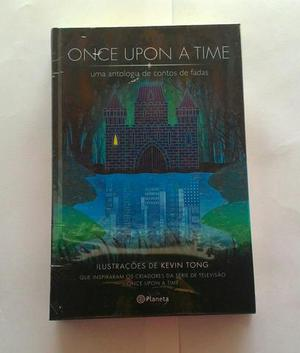 Once Upon A Time Capa Dura
