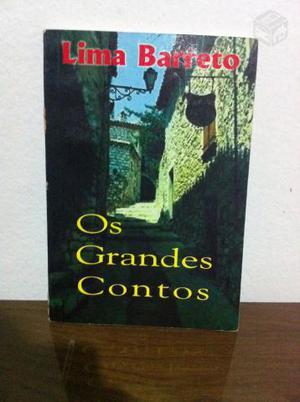 Os Grandes Contos - Lima Barreto