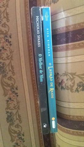 Promoção Dois Livros por 20 Reais