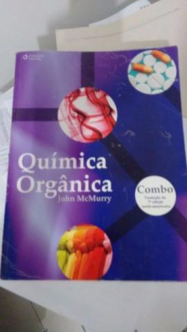 Química Orgânica - Combo - Obra Completa -  - John