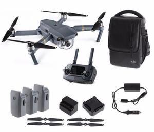 Drone Dji Mavic Pro + Combo Baterias Extras