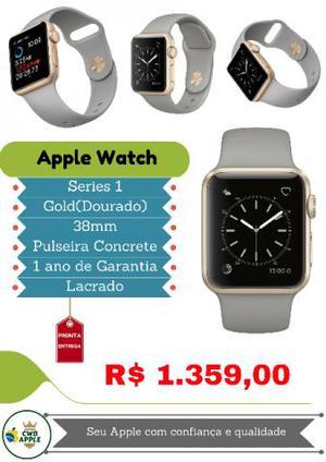 Imperdível Promoção Apple Watch Series 1 38mm
