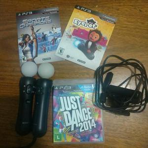 Jogos + acessórios PlayStation 3 PS3