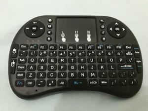 Mini Teclado Sem Fio Wireless Touch Android Tv Box Air Mouse