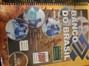 3 Livros Para Concurso. Banco Do Brasil, Abin E Dpu