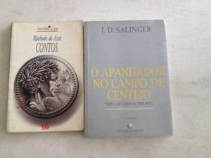 """Apanhador no Campo de Centeio + 2 livros de brinde"""""""