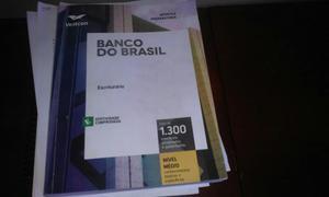 Apostila preparatória Banco Brasil