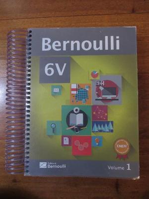 Apostilas Bernoulli 6V -