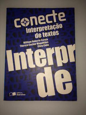 • Conecte Azul – Interpretação de textos, William Cereja