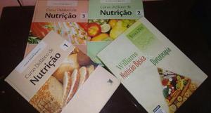Curso didático de nutrição + Nutrição e Dietoterapia