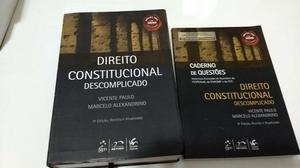 Direito Constitucional Descomplicado - 9° Edição
