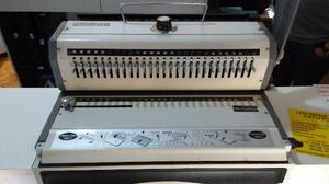 Encadernadora Poloplastico Wire-O 2x1