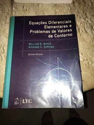 Equações Diferenciais Elementares e Problemas de Valores