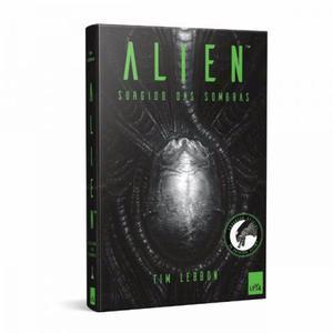 Livro Alien Surgindo das Sombras