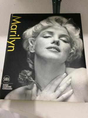 Livro Marilyn Monroe Esgotado na Editora
