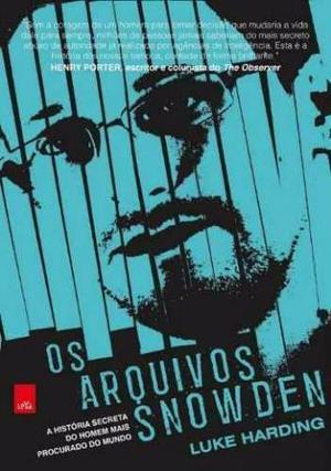 Livro - Os arquivos Snowden - Luke Harding