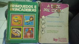 Livros para criançadas 60 reais os 2 junto