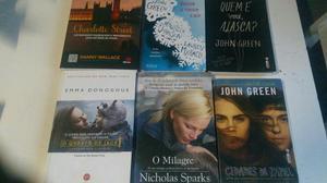 Lote 20 livros vale a pena