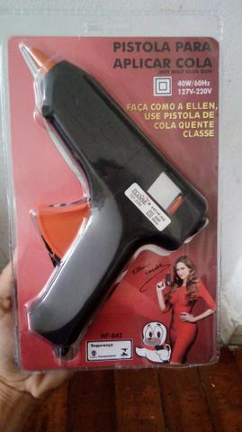 Pistola cola quente