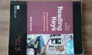 Reading Keys - Student Book 3 - Miles Craven