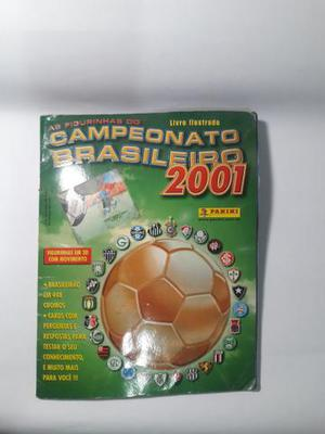 Album Campeonato Brasileiro