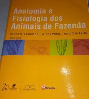 Anatomia e Fisiologia dos Animais de Fazenda - Frandson