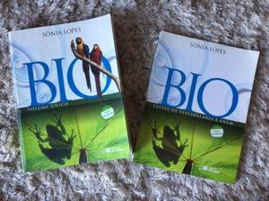 Bio - Vol. Único + Testes de vestibular e Enem