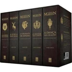 Box de Game of Thrones original